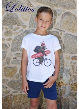 CAMISETA BIKE OSO